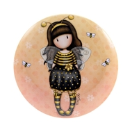 Cutie metalica de depozitare Gorjuss Bee Loved