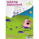HARTIE SUGATIVA  A5 10 COLI/SET ECADA