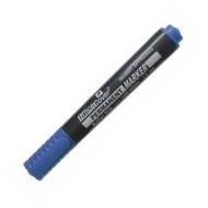 Marker permanent albastru varf rotund Office-Cover EP11-2002-12