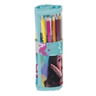 Penar echipat 27 piese roll-up SOY LUNA-BE FREE