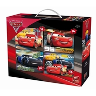 Puzzle 4in1 Cars 3