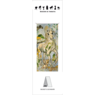 Semn carte magnetic Papillons Francis Picabia