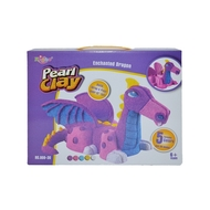 Set plastilina Dragon in cutie